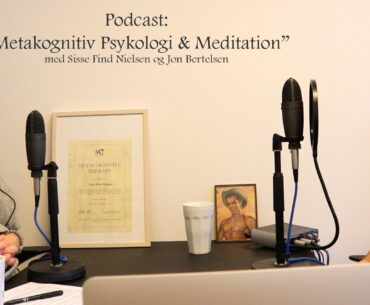 Podcast med Sisse Find Nielsen og Jon Bertelsen